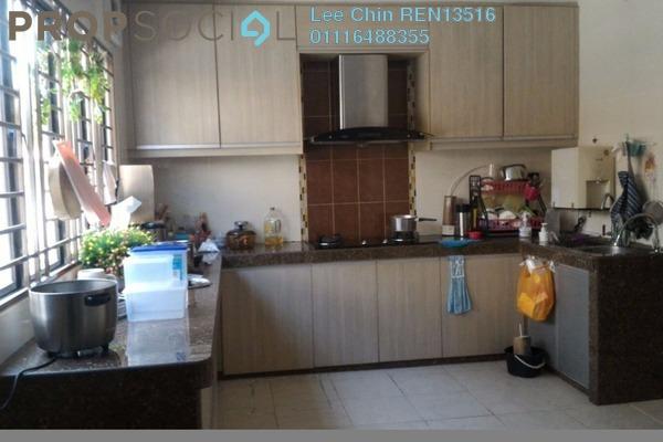 For Sale Terrace at Damai Murni, Alam Damai Leasehold Semi Furnished 4R/3B 888k