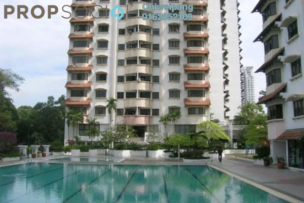For Rent Condominium at Desa Kiara, TTDI Freehold Semi Furnished 3R/2B 2.1千