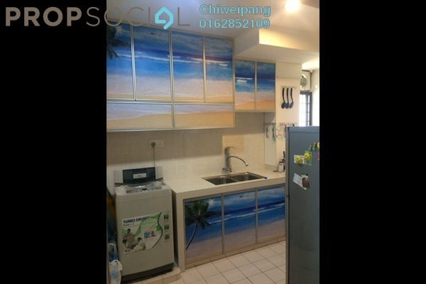 For Rent Condominium at Lagoon Perdana, Bandar Sunway Leasehold Fully Furnished 3R/2B 1.2k