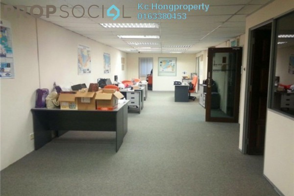 For Rent Office at Kuchai Entrepreneurs Park, Kuchai Lama Leasehold Unfurnished 0R/2B 1.8k