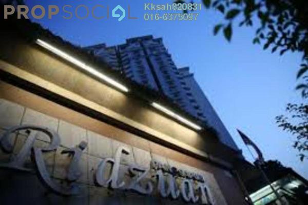 For Sale Condominium at Ridzuan Condominium, Bandar Sunway Leasehold Semi Furnished 4R/2B 468k