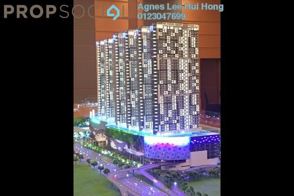 For Sale Condominium at Maju Kuala Lumpur, Sungai Besi Leasehold Semi Furnished 3R/2B 601k