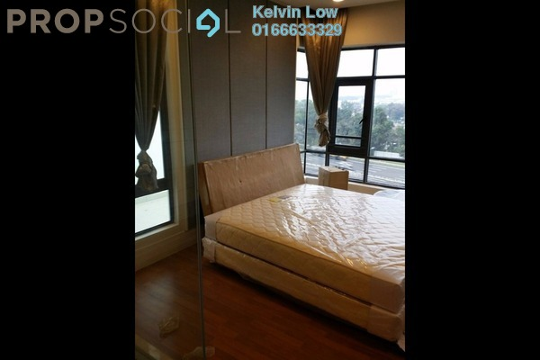 For Sale Condominium at Eve Suite, Ara Damansara Freehold Fully Furnished 1R/1B 560k