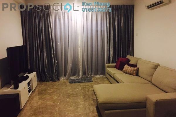 For Rent Condominium at Subang Parkhomes, Subang Jaya Freehold Fully Furnished 4R/3B 3.6k