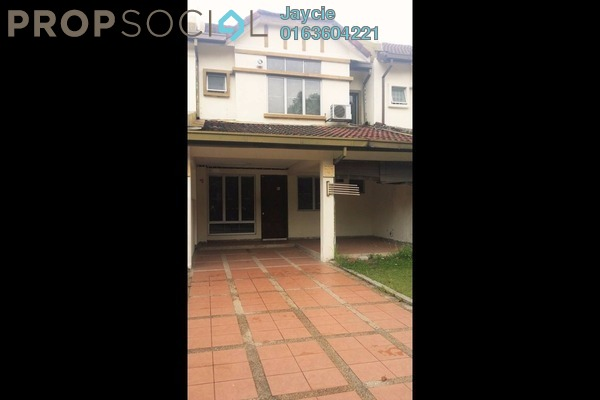 For Sale Terrace at Putra Bahagia, Putra Heights Freehold Semi Furnished 3R/3B 665k
