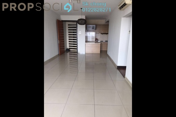 For Rent Condominium at Zen Residence, Puchong Leasehold Semi Furnished 3R/2B 1.5k