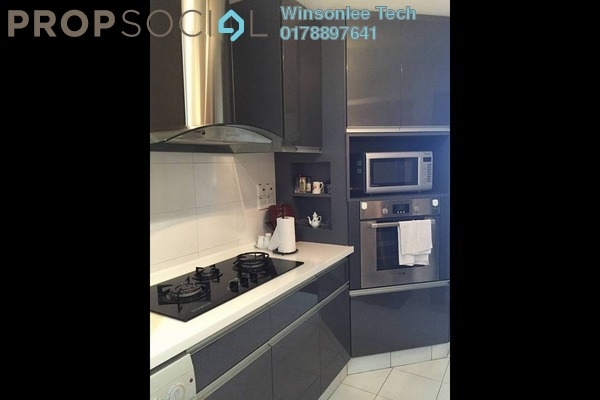 For Sale Condominium at Tivoli Villas, Bangsar Freehold Fully Furnished 2R/1B 720k