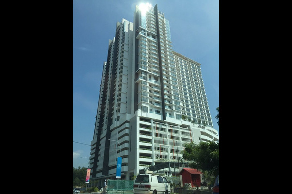 For Rent Condominium at Vila Vista, Cheras Leasehold Semi Furnished 4R/4B 3.5k