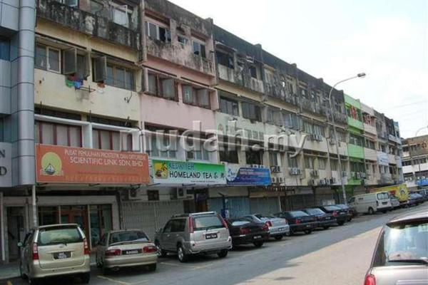 For Rent Shop at Taman Maluri, Cheras Leasehold Unfurnished 0R/0B 5k