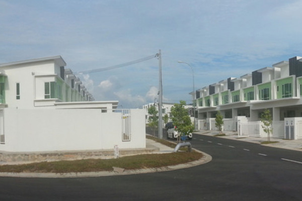 For Sale Link at Dextora, Bandar Sri Sendayan  Unfurnished 4R/4B 499k