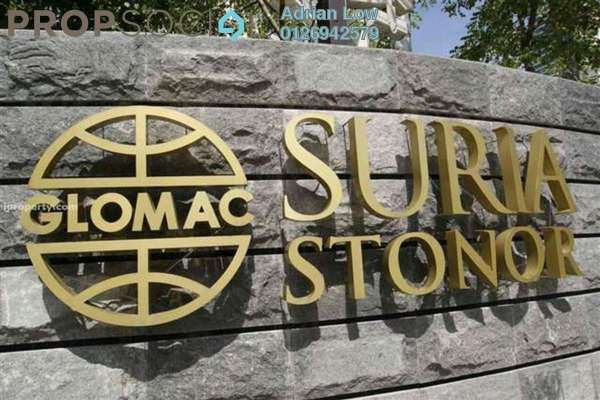 For Sale Condominium at Suria Stonor, KLCC Freehold Semi Furnished 6R/8B 12m