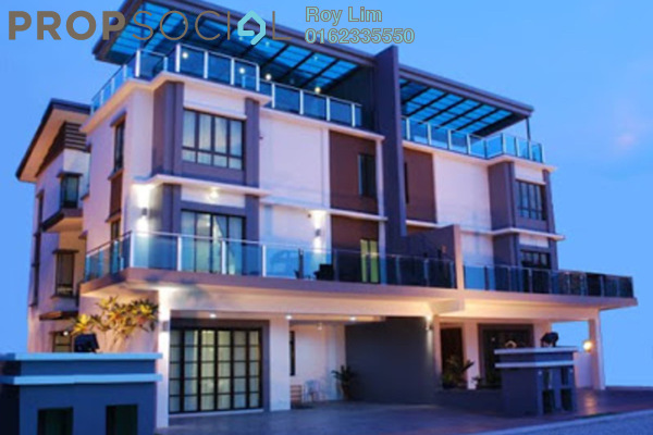 For Sale Townhouse at Duta Suria, Ampang Leasehold Unfurnished 5R/6B 1.5m