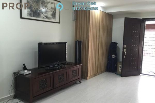 For Sale Terrace at Taman Daya, Tebrau Freehold Semi Furnished 3R/4B 550k