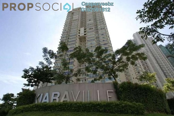 For Rent Condominium at Kiaraville, Mont Kiara Freehold Fully Furnished 4R/5B 7k
