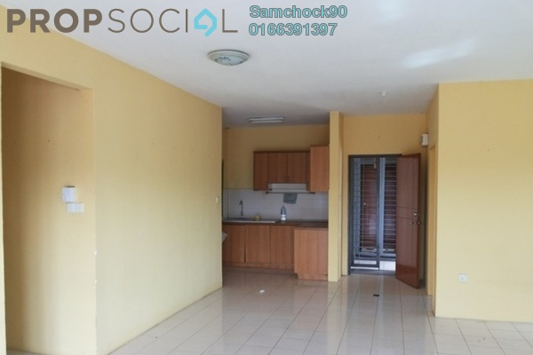 For Sale Condominium at Park Avenue, Damansara Damai Leasehold Semi Furnished 3R/2B 340k