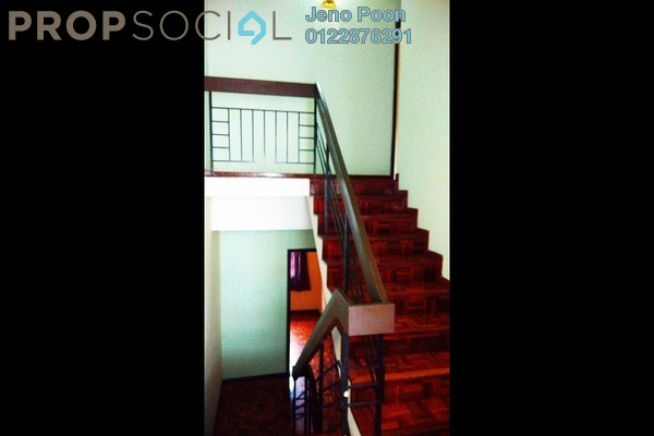 For Rent Townhouse at Desa Bangsar Ria, Bangsar Freehold Semi Furnished 4R/3B 2.7k
