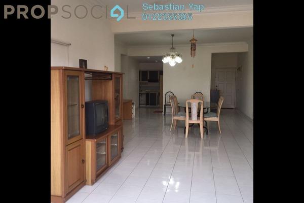 For Sale Condominium at Bukit OUG Condominium, Bukit Jalil Freehold Semi Furnished 3R/2B 418k