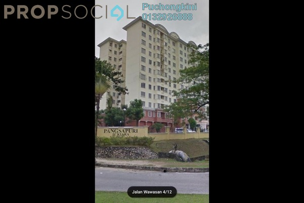 For Sale Apartment at D'Kiara Apartment, Pusat Bandar Puchong Freehold Semi Furnished 3R/2B 430k