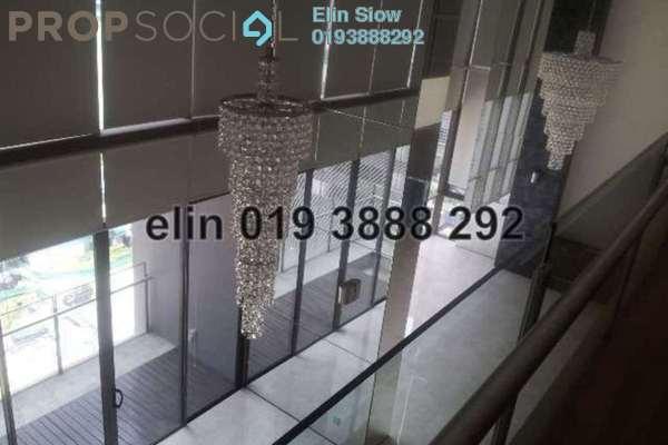 For Rent Condominium at Suria Stonor, KLCC Freehold Semi Furnished 4R/7B 10k