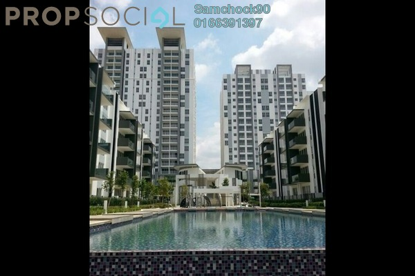 For Sale Condominium at The Sanderson, Seri Kembangan Freehold Semi Furnished 3R/2B 470k