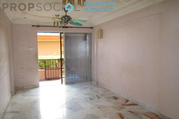 For Sale Condominium at Seri Pinang Apartment, Seri Kembangan Freehold Fully Furnished 3R/2B 360k
