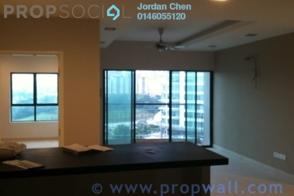 For Sale Condominium at Changkat View, Dutamas Freehold Semi Furnished 3R/2B 560k