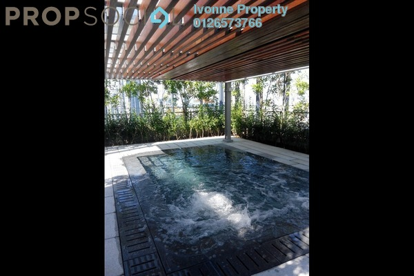 For Sale Condominium at Mirage Residence, KLCC Freehold Semi Furnished 2R/2B 1.7m