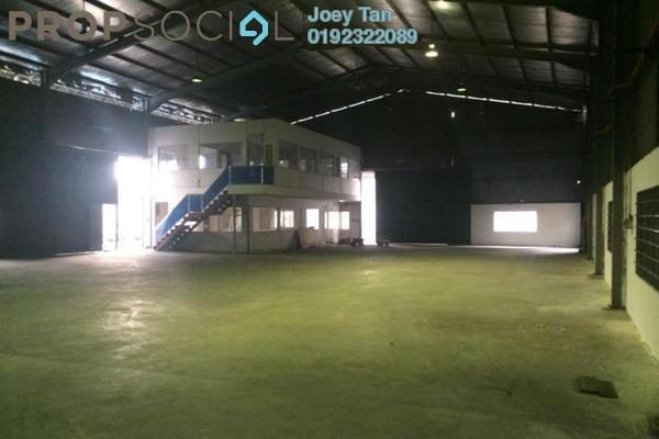 For Rent Factory at Balakong Jaya Industrial Park, Balakong Freehold Semi Furnished 0R/0B 12.8k