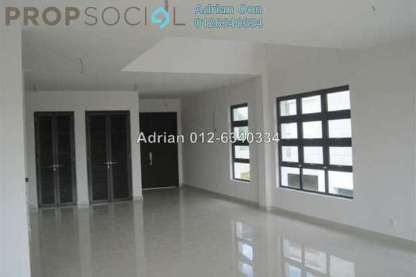 For Rent Semi-Detached at Amberhill, Melawati Freehold Semi Furnished 5R/6B 8.0千