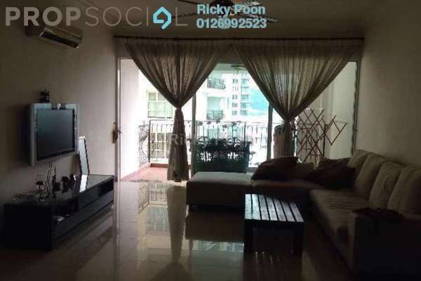 For Sale Condominium at La Grande Kiara, Mont Kiara Freehold Fully Furnished 4R/4B 1.1m