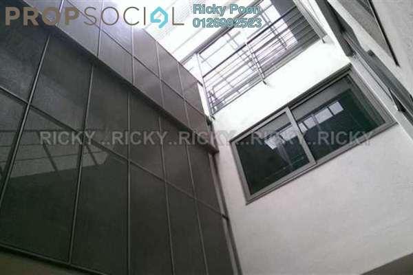 For Sale Duplex at Damai Suria, Ampang Hilir Freehold Semi Furnished 3R/3B 2.3m