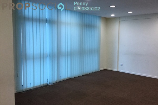 For Rent Office at Sunway PJ 51a, Petaling Jaya Leasehold Semi Furnished 1R/0B 1.3k