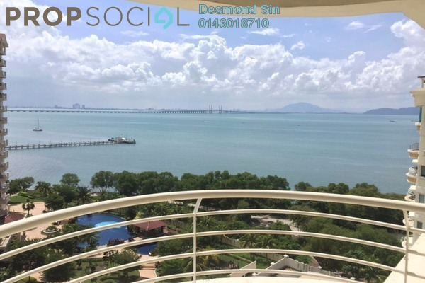 For Rent Condominium at Gold Coast, Bayan Indah Leasehold Fully Furnished 3R/2B 2.4k