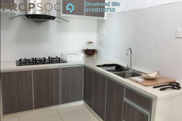 For Rent Condominium at Fiera Vista, Sungai Ara Freehold Fully Furnished 3R/3B 1.6k