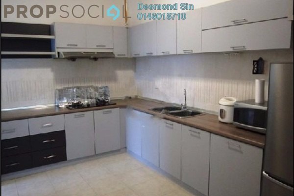 For Rent Condominium at BaysWater, Gelugor Freehold Fully Furnished 3R/3B 2.3千