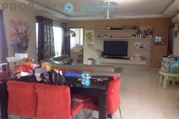 For Rent Condominium at Vista Gambier, Bukit Gambier Freehold Fully Furnished 3R/2B 2.2千