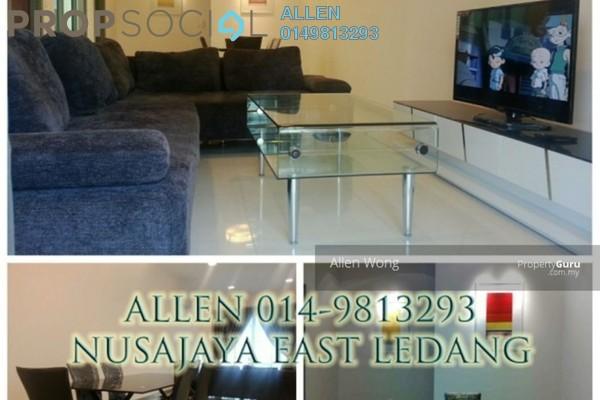 For Rent Terrace at East Ledang, Iskandar Puteri (Nusajaya) Freehold Fully Furnished 4R/5B 3.7k