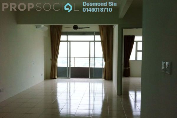 For Sale Condominium at Pulse, Gelugor Freehold Semi Furnished 3R/2B 430k