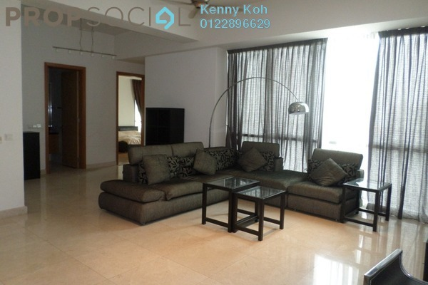 For Sale Condominium at The Meritz, KLCC Freehold Fully Furnished 2R/2B 1.6m