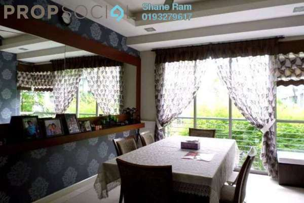 For Sale Terrace at Zenia, Desa ParkCity Freehold Fully Furnished 4R/5B 2.6m