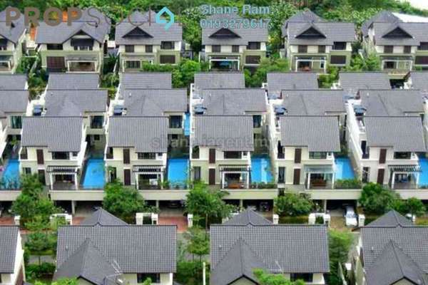 For Sale Bungalow at Villa Mont Kiara, Mont Kiara Freehold Semi Furnished 5R/6B 7.5m