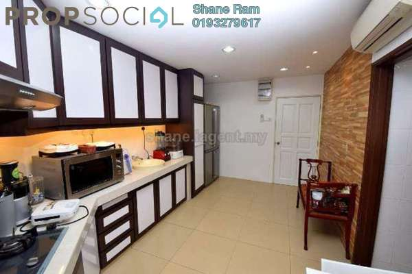 For Sale Condominium at Robson Condominium, Seputeh Freehold Semi Furnished 3R/2B 1.1m