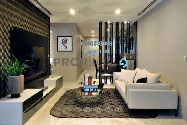 For Sale Serviced Residence at Landmark II, Bandar Sungai Long Freehold Semi Furnished 3R/2B 594k