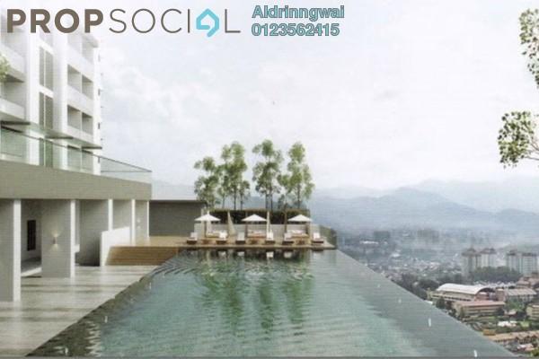 For Sale Condominium at Taman Cheras Utama, Cheras South Freehold Unfurnished 3R/2B 535k