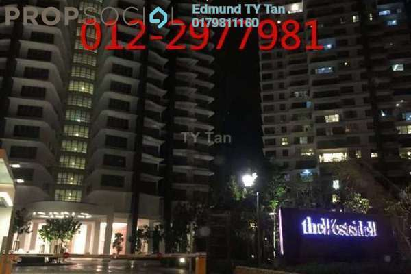 For Rent Condominium at The Westside Two, Desa ParkCity Freehold Semi Furnished 4R/4B 3.8k