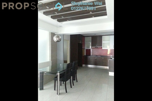 For Rent Condominium at Sterling, Kelana Jaya Leasehold Fully Furnished 4R/2B 3k