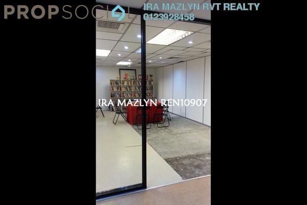 For Rent Shop at SuCasa, Ampang Hilir Freehold Semi Furnished 0R/0B 3k