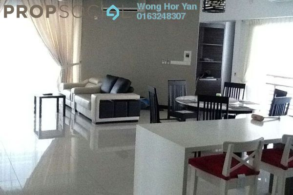 For Rent Condominium at 9 Bukit Utama, Bandar Utama Freehold Fully Furnished 4R/3B 5.5k