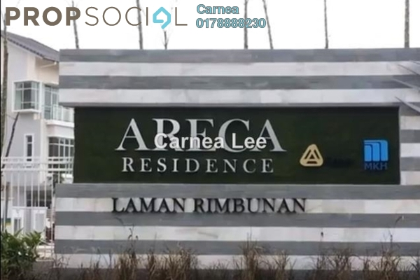 For Rent Semi-Detached at Areca Contempo Homes, Cyberjaya Freehold Fully Furnished 5R/6B 4k