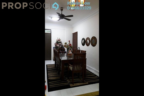 For Sale Condominium at De Rozelle, Kota Damansara Leasehold Fully Furnished 3R/2B 460k